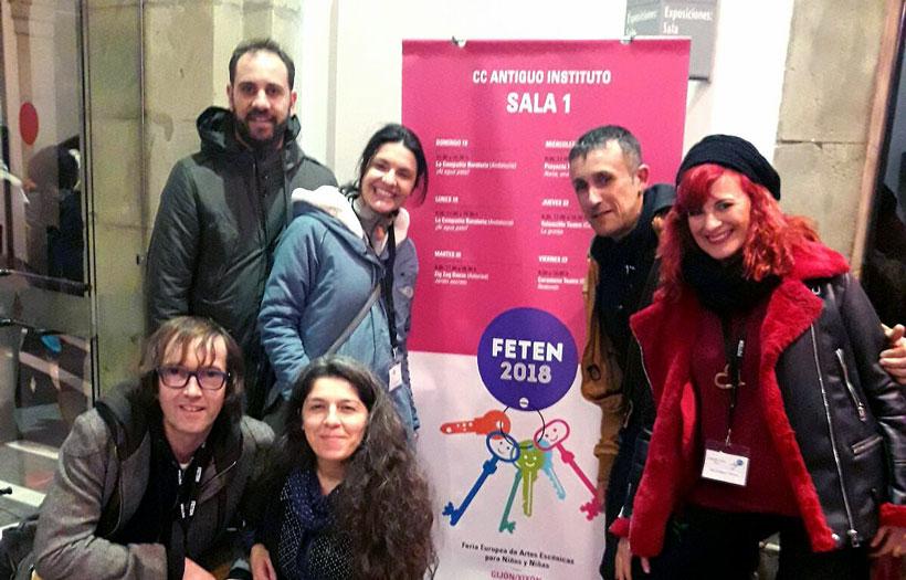 Teatro infantil: de La Rioja al mundo