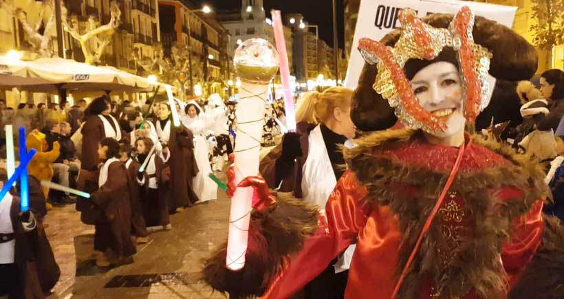 Los centros jóvenes volverán a participar en el desfile de Carnaval