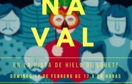 Carnaval con descuentos en la pista de hielo