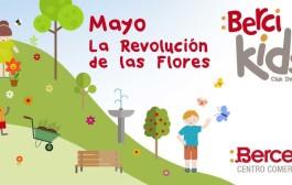 La revolución de las flores en los talleres infantiles de Berceo