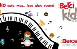 Música y danza, protagonistas de julio en los talleres del Centro Comercial Berceo