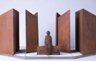 ¿Cómo se realiza una escultura monumental?