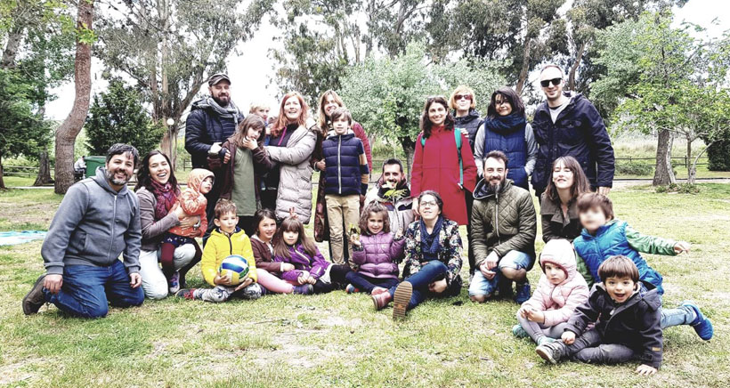 I Fam Trip Logroño en Familia