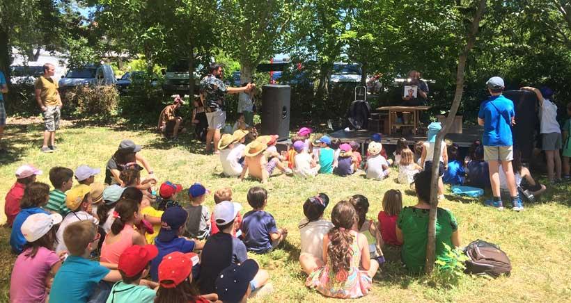 Más de 30 actividades para todas las edades en la fiesta 'Hola Verano'
