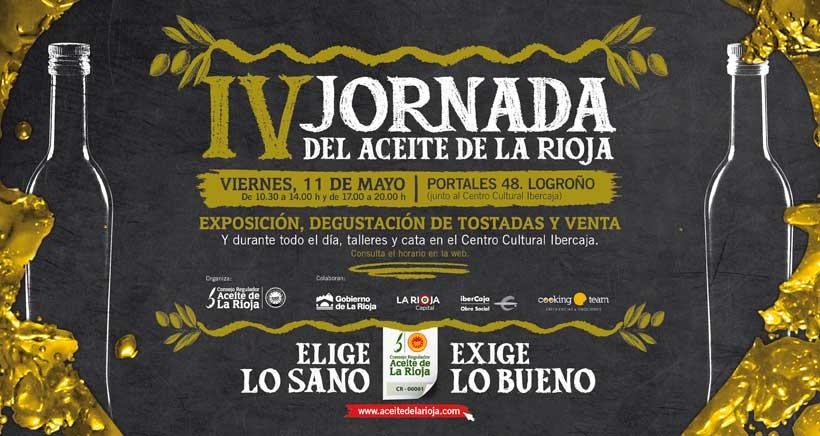 Una fiesta en homenaje al Aceite de La Rioja