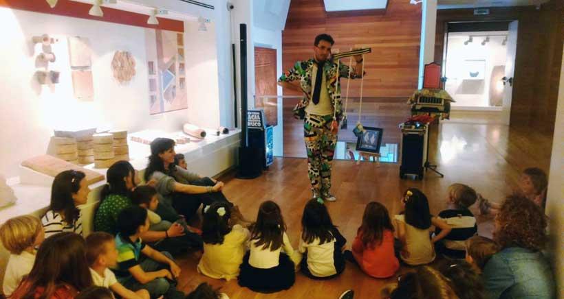 Magia en el Museo de La Rioja