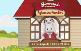 Los personajes de Sylvanian Families visitan Berceo