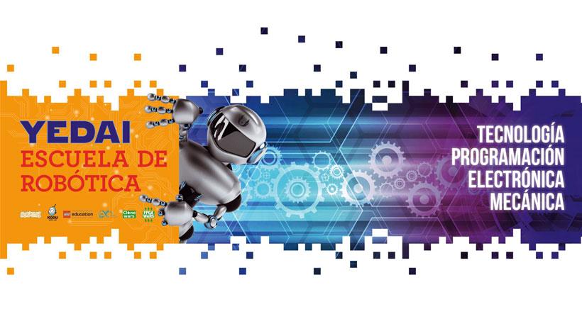 Talleres semanales de robótica, un verano para divertirse mientras aprenden