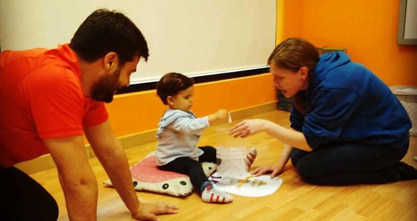 Helen Doron English Logroño te invita a una clase de inglés en familia