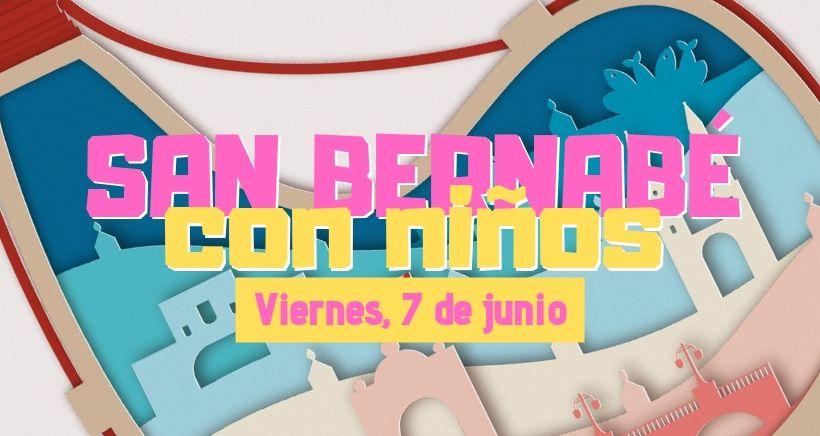 Viernes 7 junio: Programa San Bernabé 2019