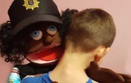 'Alexia Enséñanos', la lucha de un policía local de Logroño por proteger a los niños