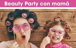 Beauty party con mamá, en Prin&Pi
