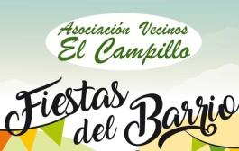 Fiestas en el barrio de El Campillo