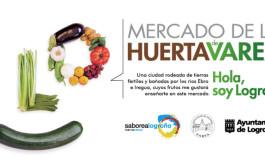 Frutas y verduras protagonistas del domingo en Varea