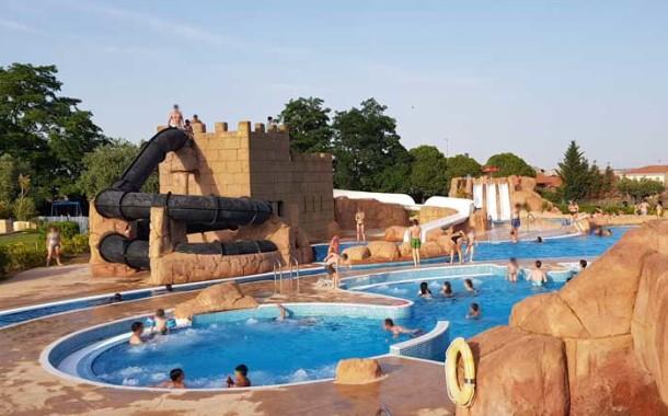 Chapuzones del verano: piscinas de Lardero