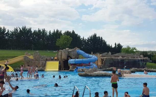 Los chapuzones del verano: piscinas de Viana