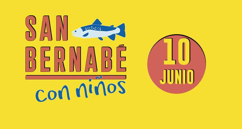 Domingo 10 de junio: Programa San Bernabé 2018