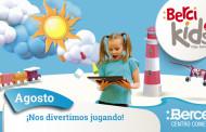 Juegos y juguetes en los talleres del Centro Comercial Berceo