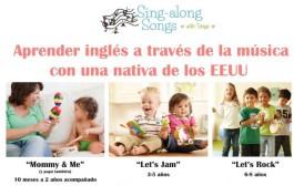 'Sing Along Songs with Tonya', el método para aprender inglés mediante la música
