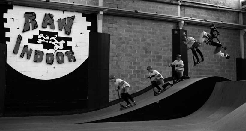 Campamento-skate-Raw-Indoor