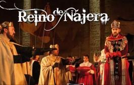 El Reino de Nájera ya es 'Fiesta de Interés Turístico Regional'