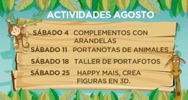 Talleres-agosto-Parque-comercial-las-canas