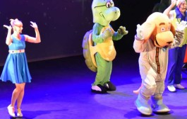 Show infantil La pandilla de Drilo, en Haro