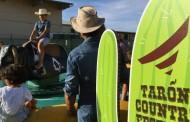 Botas, sombrero y a bailar en el Tarón Country Festival