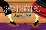Jueves 20 de septiembre. Programa San Mateo 2018