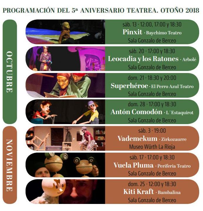 Programacion-teatrea-Otono-2018