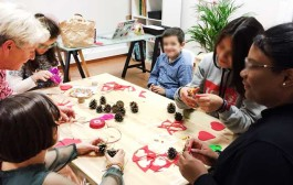 Aprendizaje multigeneracional en Academia Gakko