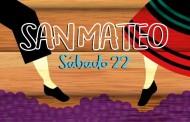 Sábado 22 de septiembre. Programa San Mateo 2018