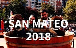 [vídeo] ¡Adiós, San Mateo, adiós!