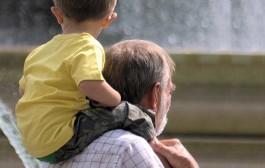 Con los abuelos, San Mateo es mucho mejor