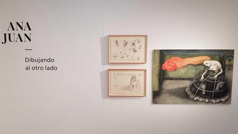 Exposición Ana Juan en Logroño ESDIR