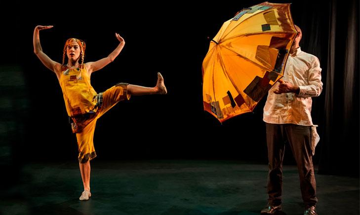 Ciclo de teatro y danza para público familiar en Viana