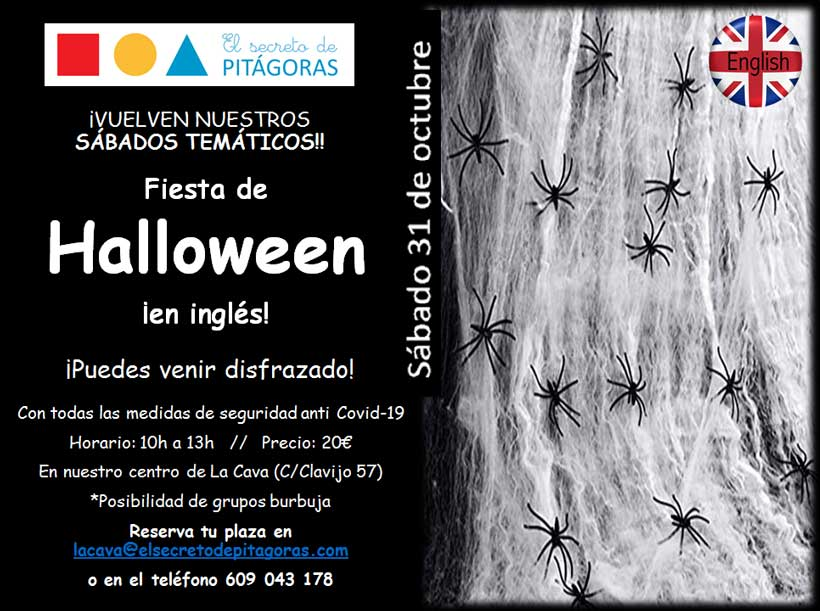 'Halloween Party' en El Secreto de Pitágoras