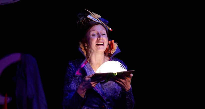 Leocadia y los ratones, de Teatro Arbolé, en Teatrea