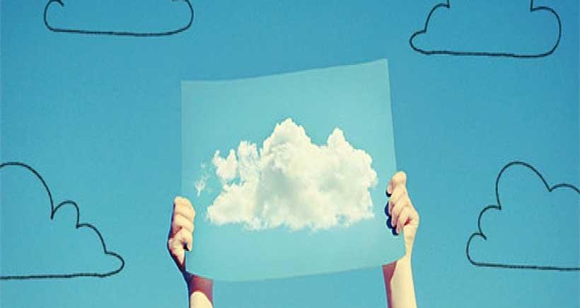 Y tú, ¿cómo dibujas las nubes?