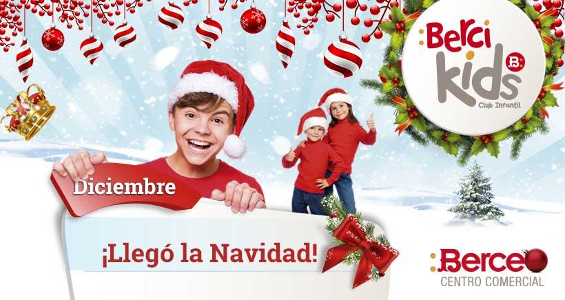 Talleres de Navidad en Centro Comercial Berceo