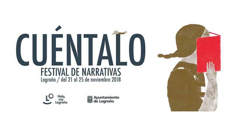 Cuéntalo, un festival literario para todos los públicos
