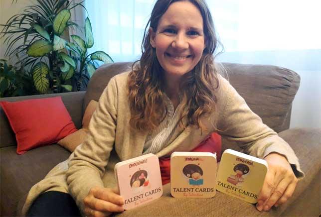 'Talent Cards' el juego para charlar, emocionarse e imaginar