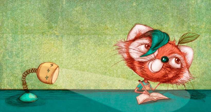 'Samba, y el aprendiz de brujo', en la Casa de la Imagen