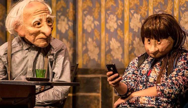 'Solitudes', Premio Max al Mejor Espectáculo Teatral, en el Bretón