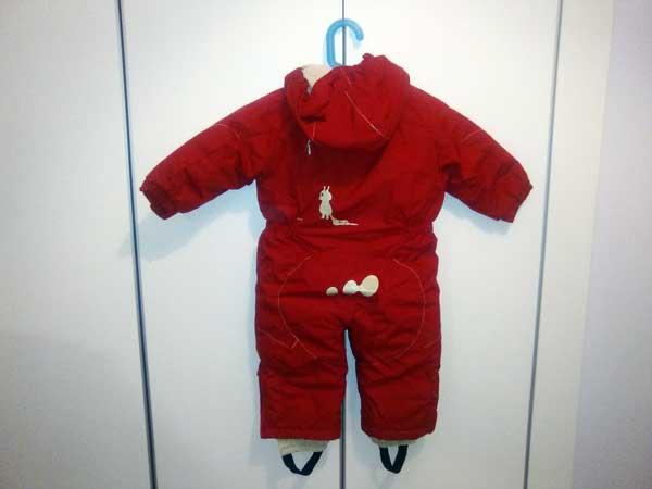 ropa-nieve-bebe-segunda-mano