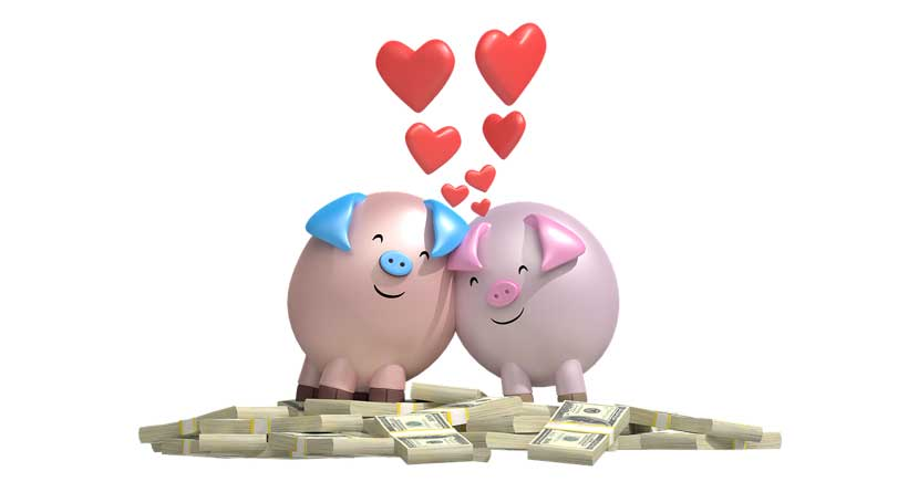 Cómo el dinero puede acabar con tu relación de pareja
