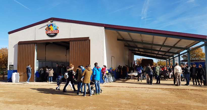 Granja escuela el carrascal Entrena La Rioja