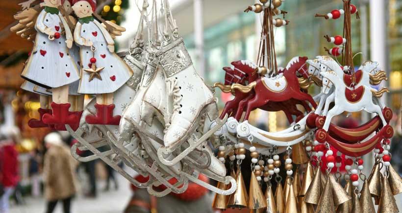 El Mercado de la Navidad vuelve a El Espolón