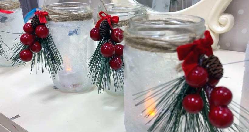 Talleres navideños en Prin&Pi