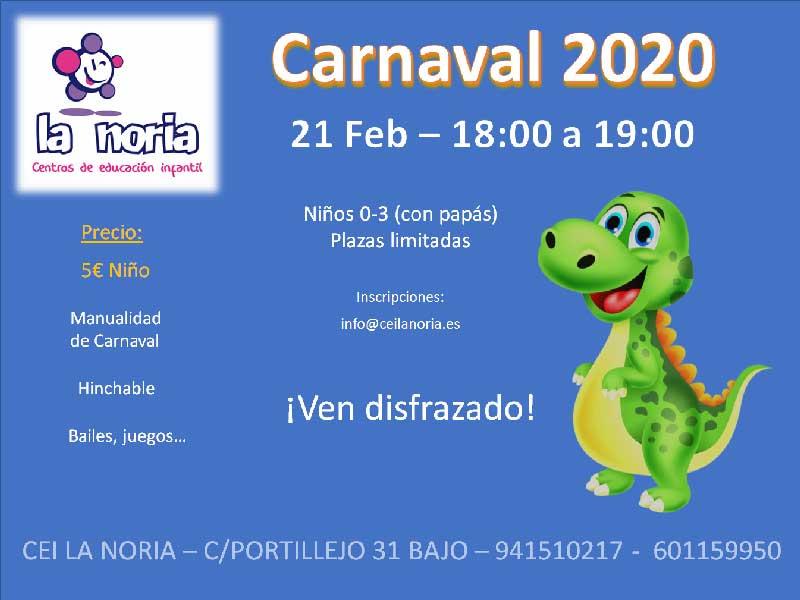 Carnaval-bebes-en-La-Noria